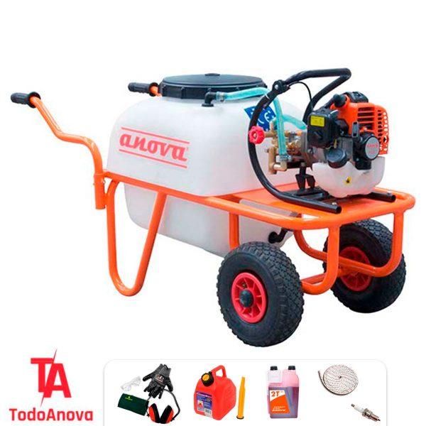 Carretilla sulfatadora 50 litros Anova PC50-2 2T 26 cc