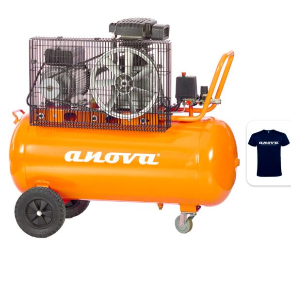 Compresor de aire Anova CA100 4HP 10Bar 100L
