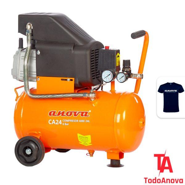 Compresor de aire Anova CA24