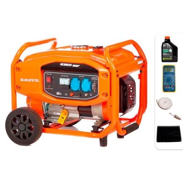 Generador electrico Anova GC2500 2500W + Regalos