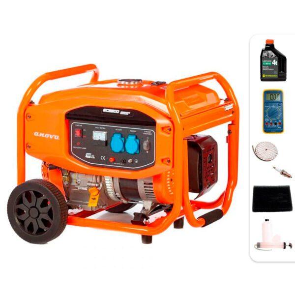 Generador electrico Anova GC3500 3500W + Regalos