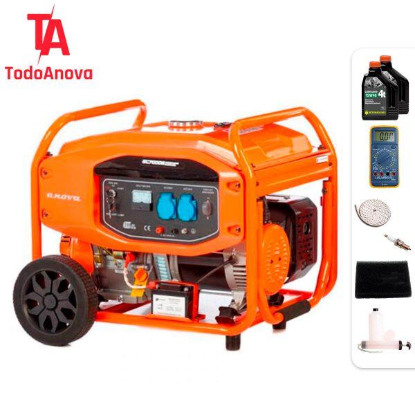 Generador eléctrico Anova GC7000E