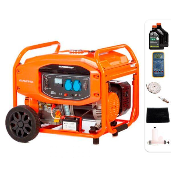 Generador eléctrico Anova GC7000E 7000W + Regalos