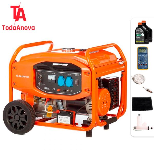 Anova GC8500E Electric Generator