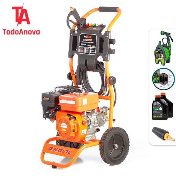 Anova HG3000 Pressure Washer + Gifts