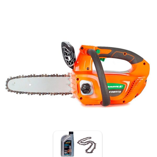 """Motosierra Batería Anova E-PLUS 58V 10"""" E58M10 (Incluye arnés cintura y regalo)"""