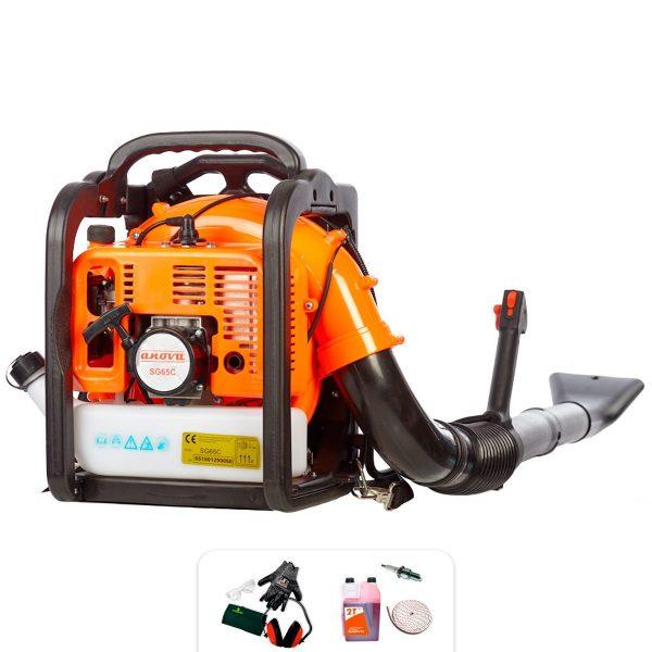 Soplador gasolina Anova SG65C 65.5cc 2.9kW + Regalo