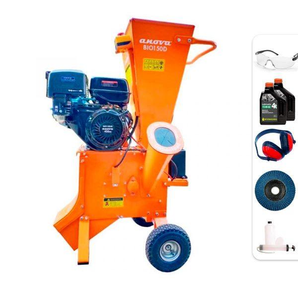 Biotrituradora Anova BIO150D 420cc 15HP + Regalos