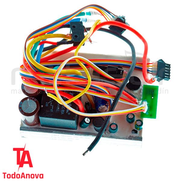 CONTROLADOR ELECTRICO + MODULO INTERRUPTOR MOTOSIERRA E58M16