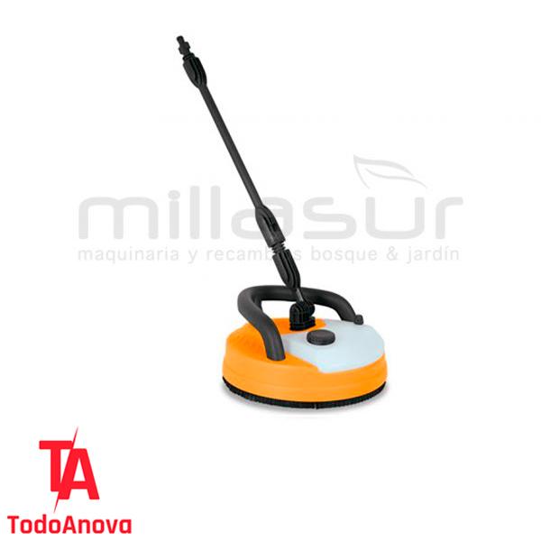 Cepillo para suelos