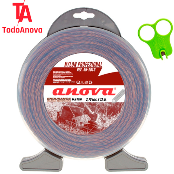 Dispensador nylon Anova endurance bajo ruido