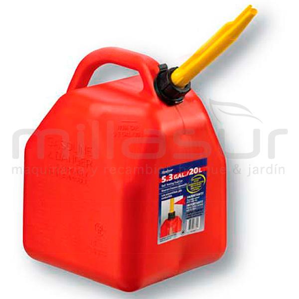 Garrafa 20 litros para gasolina
