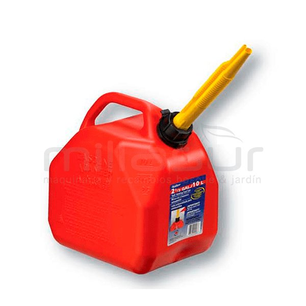 Garrafa 5 litros para gasolina