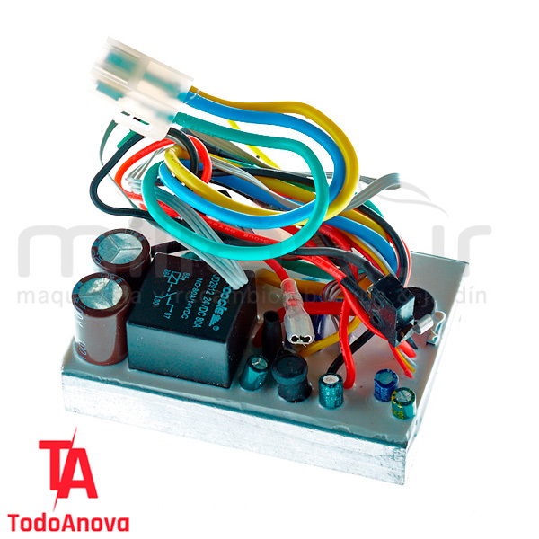 PLACA CONTROL ELECTRICO MOTOSIERRA E58M10