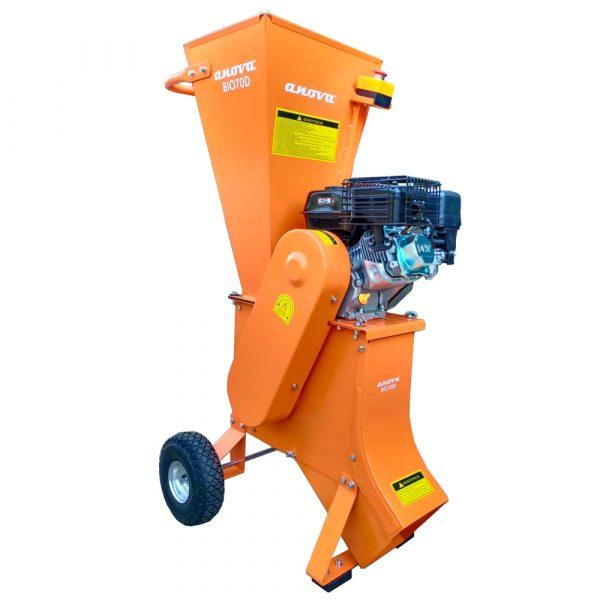 Trituradora de ramas Anova BIO70D 212cc 7HP
