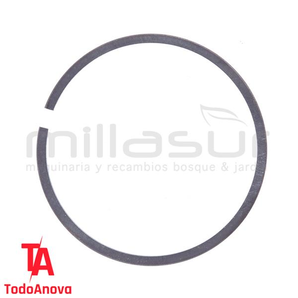 Aro segmento inferior pistón desbrozadora Anova D63ba