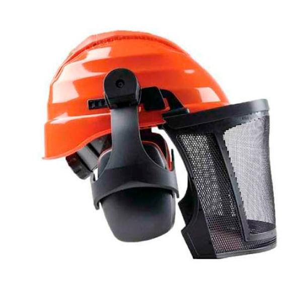 Casco Completo Protección Pro