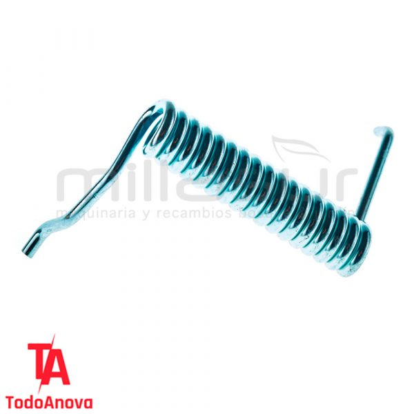 MUELLE TAPA DESCARGA LATERAL CC251T - CC256TV - CC351T3