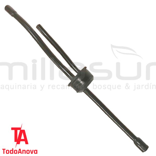 PASATUBOS COMBUSTIBLE MG246, MG252