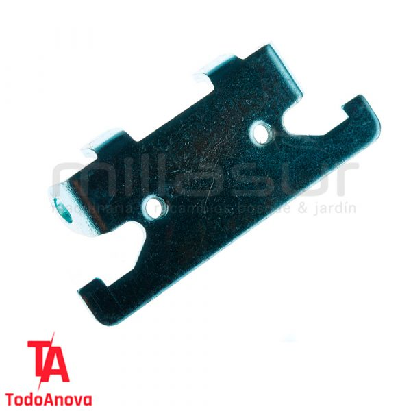 PLACA SUJECION TAPA DESCARGA LATERAL CC251T - CC256TV - CC351T3