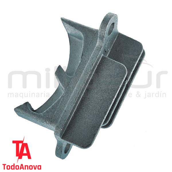 Tapa lateral trasera cilindro desbrozadora Anova D546hxp