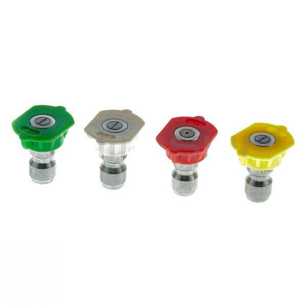 Juego Boquillas (4 Colores) Hidrolimpiadora H1800